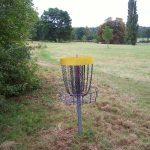 Frisbee golf!