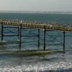 Pier at Totland on the IoW